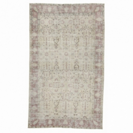 Vintage umgefärbt teppich (152x255cm)