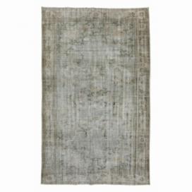 Vintage umgefärbt teppich (168x275cm)