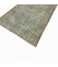 Vintage recoloured rug (168x275cm)