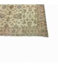 Vintage umgefärbt teppich (194x298cm)