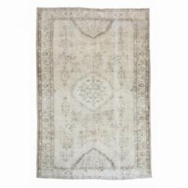Vintage umgefärbt teppich (158x236cm)