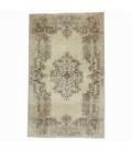 Vintage umgefärbt teppich (165x280cm)