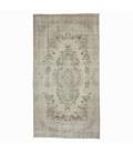 Vintage recoloured rug (160x298cm)