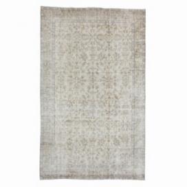 Vintage tapis recolorés (164x264cm)