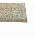 Vintage recoloured rug (164x264cm)
