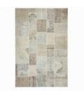 Vintage patchwork rug kleur authentic (200x300cm)