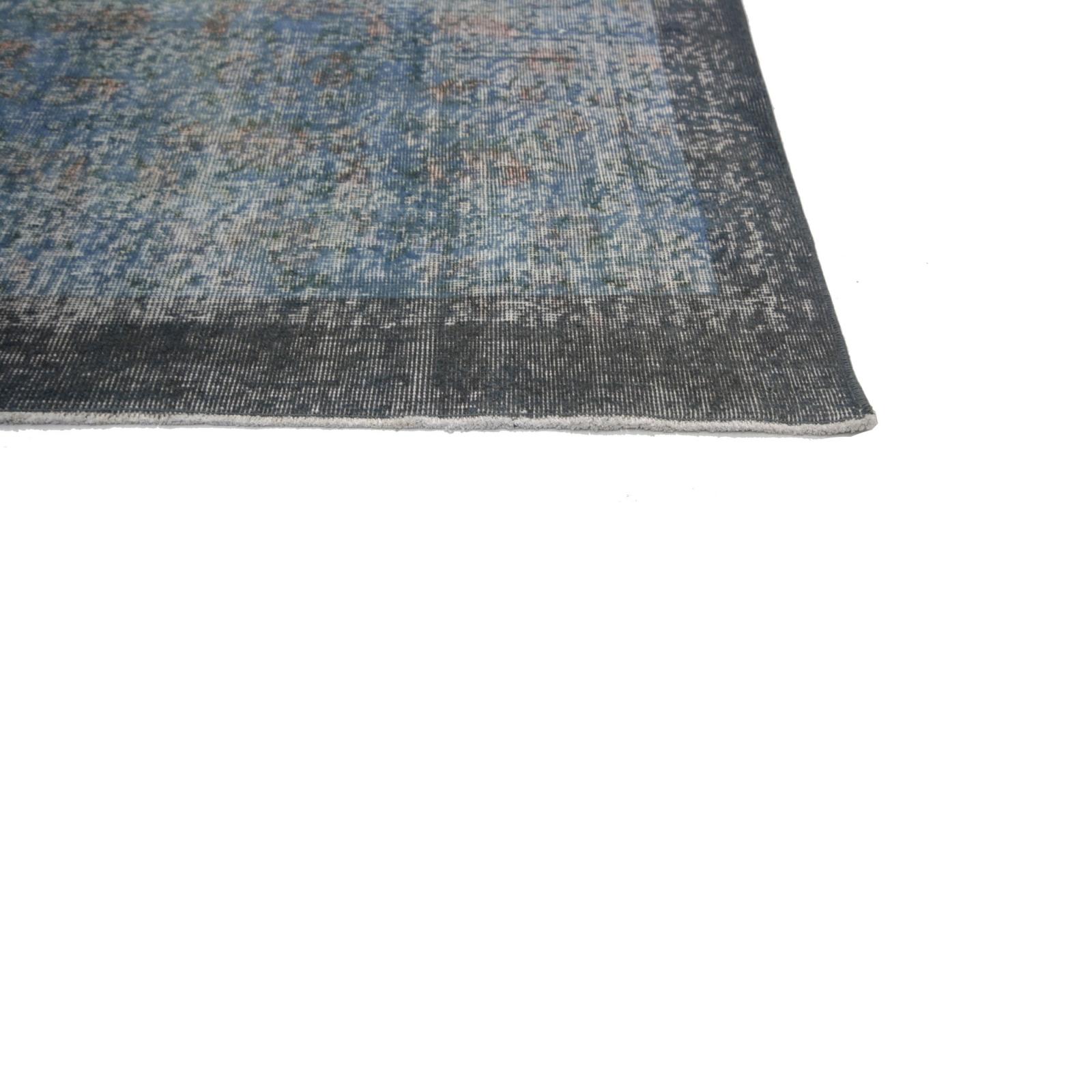 bleu vintage tapis recolor s 193x280cm. Black Bedroom Furniture Sets. Home Design Ideas