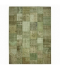 Vintage patchwork rug colore natural (412x305cm)