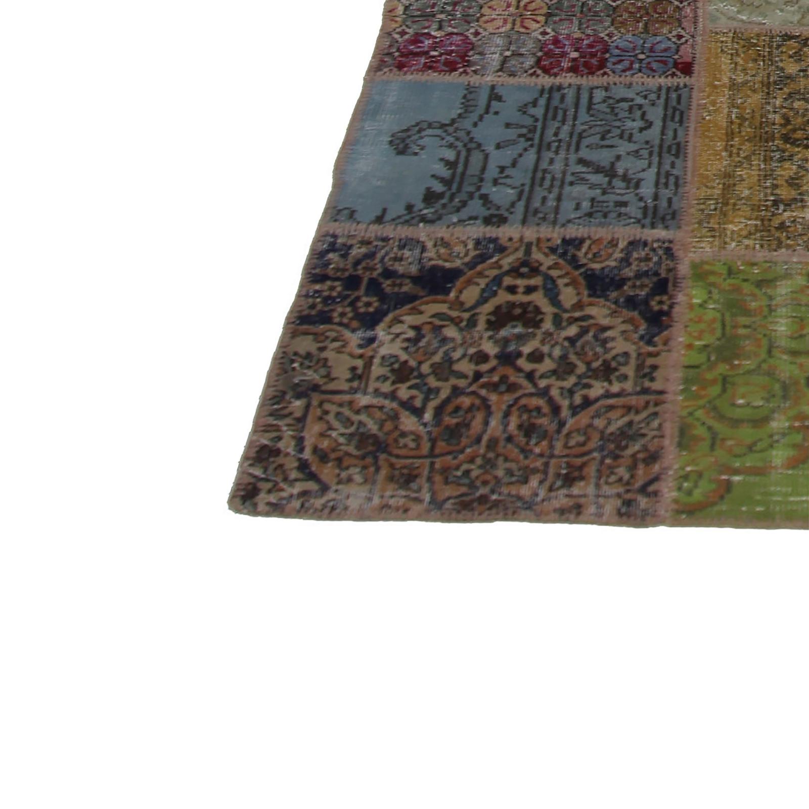 various vintage patchwork teppich 276x369cm. Black Bedroom Furniture Sets. Home Design Ideas