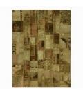 Vintage patchwork rug kleur authentic (362x278cm)