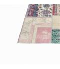 Vintage patchwork rug colore various (406x304cm)