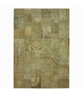 Vintage patchwork rug colore natural (429x303cm)