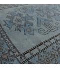 Vintage recoloured rug color grijsblauw (234x172cm)