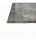 Vintage alfombra recolored color gris (173x298cm)