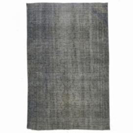Vintage umgefärbt teppich farbe indigo (173x268cm)