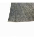 Vintage recoloured rug color indigo (173x268cm)