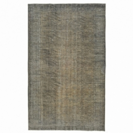 Vintage recoloured rug colore grigio (175x289cm)