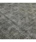 Vintage recoloured rug colore grigio (165x276cm)