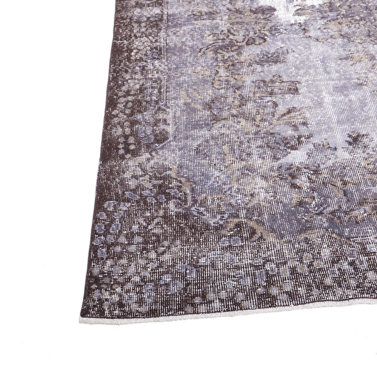 vintage teppich grau vintage teppich blau grau. Black Bedroom Furniture Sets. Home Design Ideas